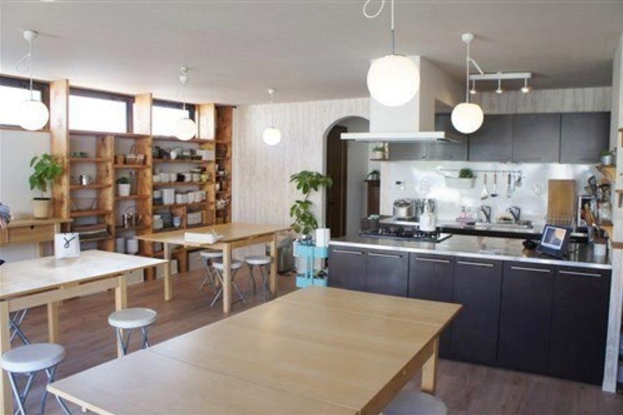 スマイルキッチン料理教室 : スタジオの会場写真
