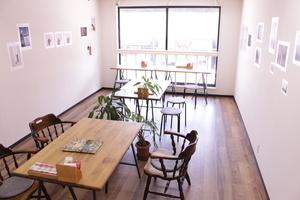 【勝田台駅3分】ギャラリーのようなオシャレ空間。徒歩3分でアクセスも快適。の写真