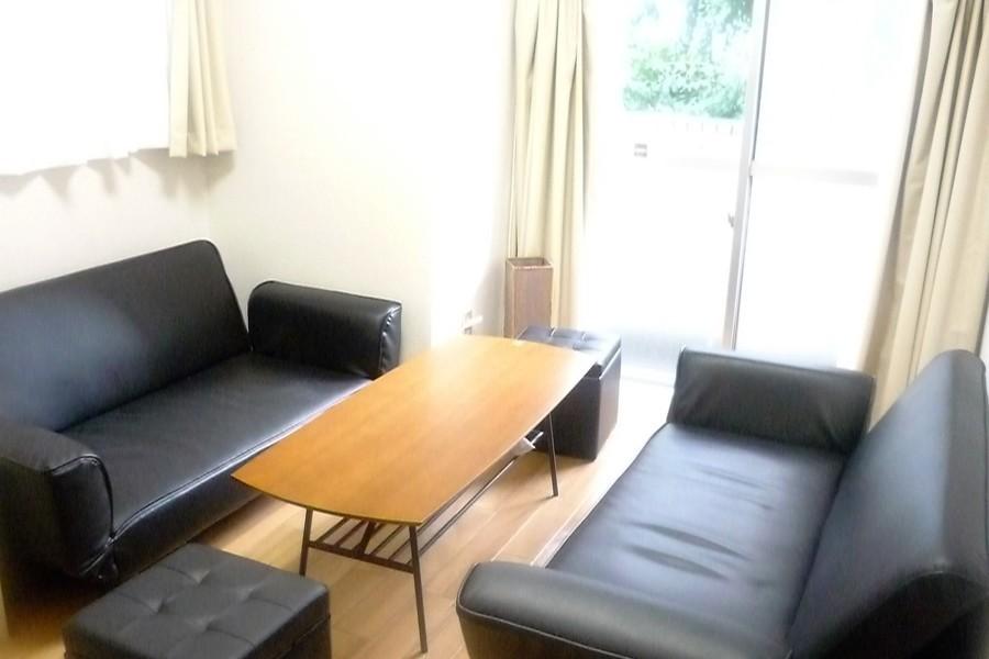 新宿南口スペース : 応接室の会場写真