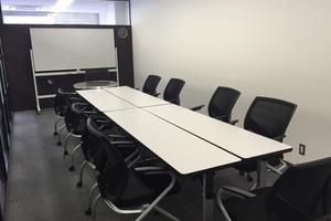 レンタル会議室: レンタル会議室の会場写真