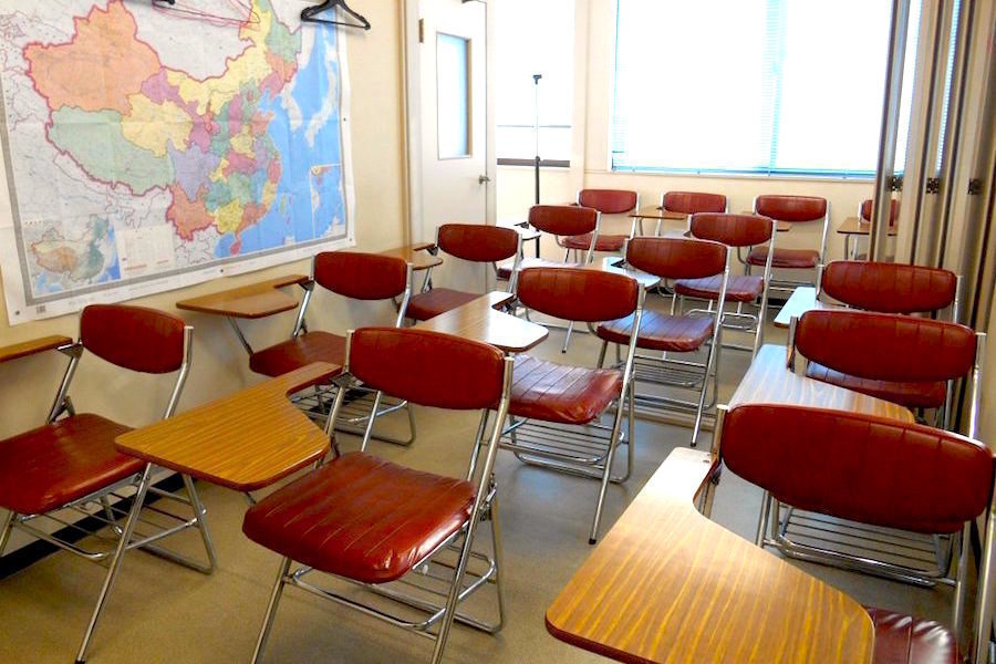 西池袋 貸し教室 Gendai : 15名用 貸し教室の会場写真