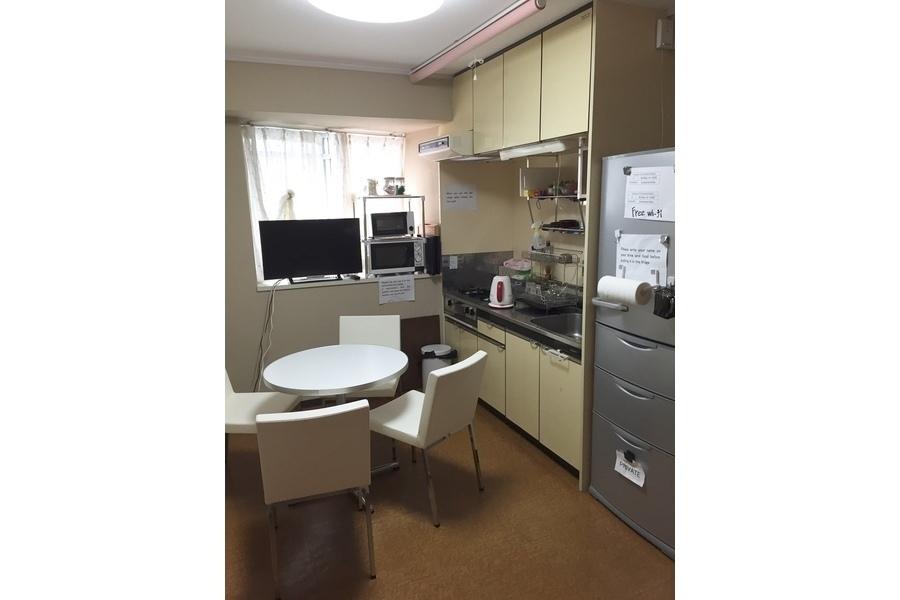 サンハイム南森町 : レンタルスペース&キッチン ゲストハウス大阪 の会場写真