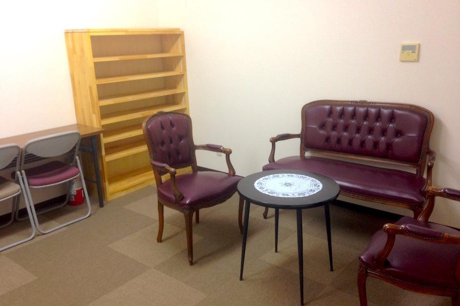 高崎レンタルスペース「エスパス」 : 5名向け貸し会議室の会場写真