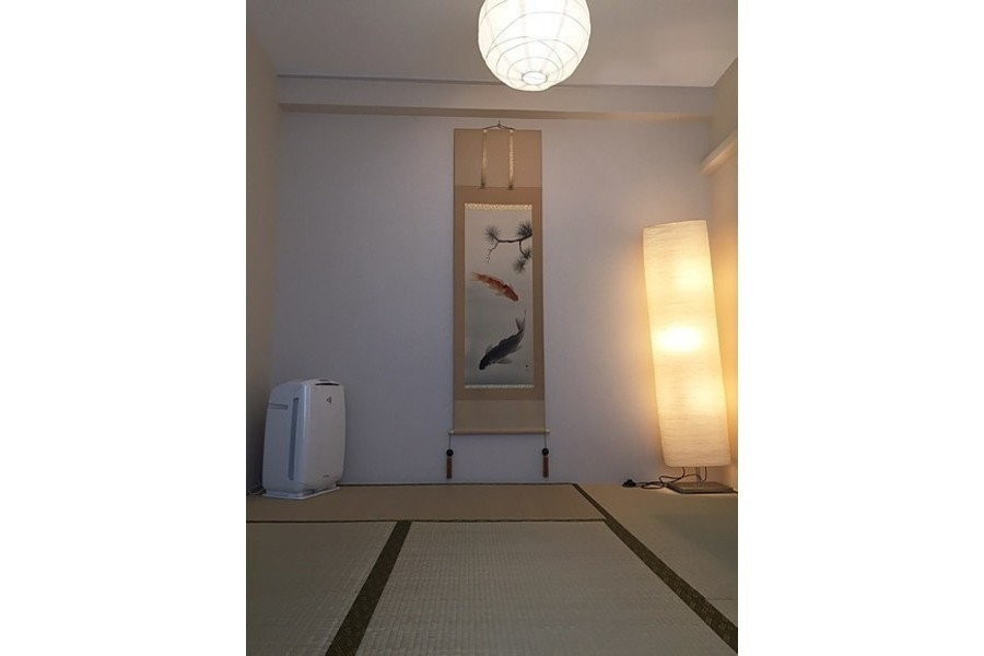 サンハイム南森町 : レンタルスペース&レンタルサロン ゲストハウス大阪 和室Aの会場写真