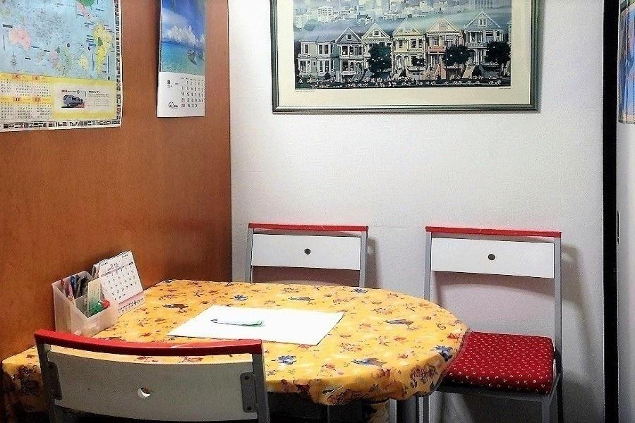 ASCC亜洲超級文化中心  : 勉強スペース(A)の会場写真
