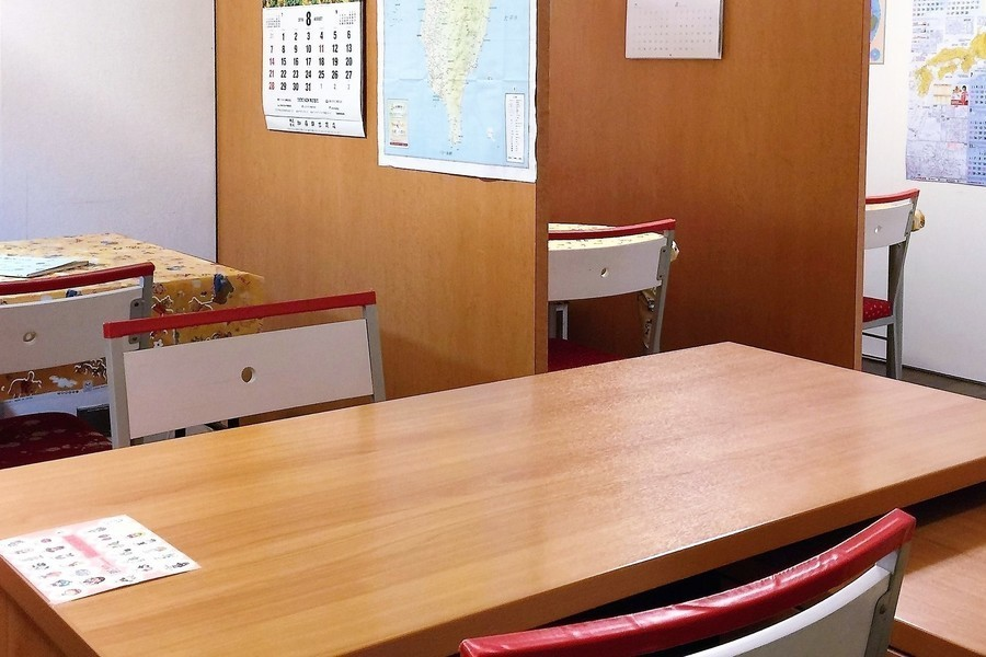 ASCC亜洲超級文化中心  : 405号室の会場写真