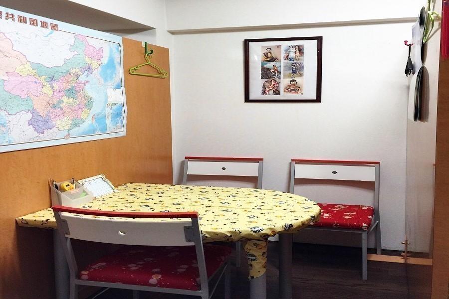 ASCC亜洲超級文化中心  : 勉強スペース(B)の会場写真