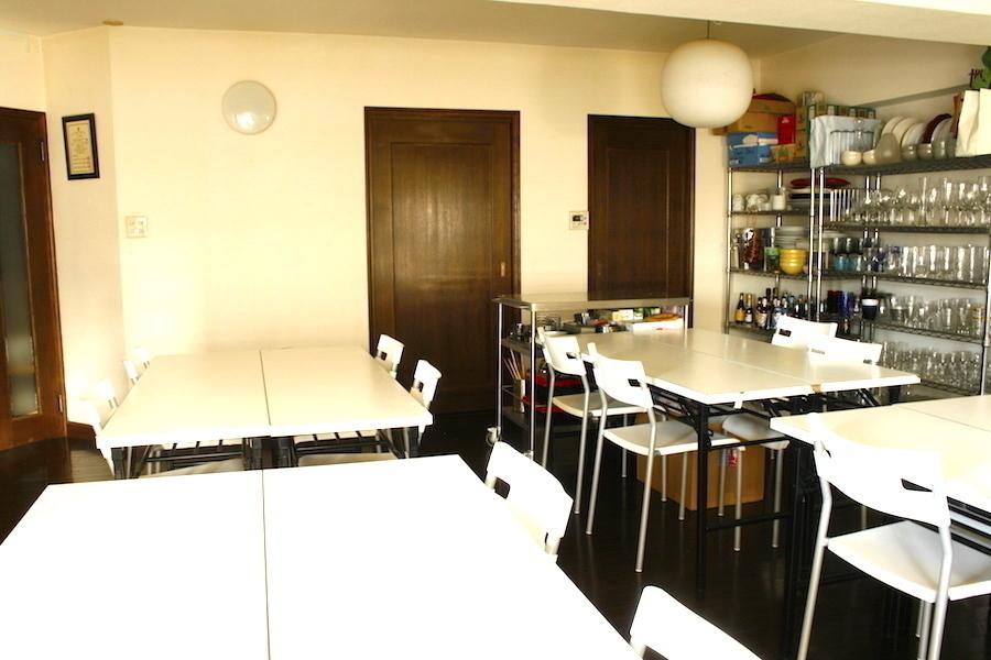 目黒レンタルスペース「チュアレゾン」 : 4名用 貸し会議室プランの会場写真