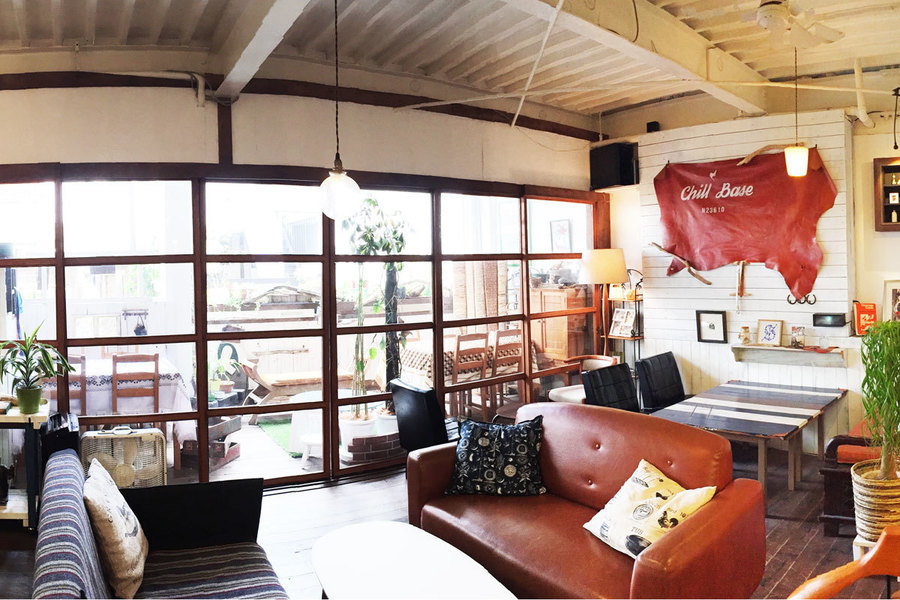 Livingoodレンタルカフェ高円寺 : キッチンスタジオの会場写真