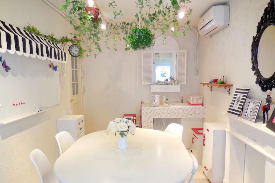 八幡山レンタルスペース「Atelier Mine」 : レンタルスペースの会場写真