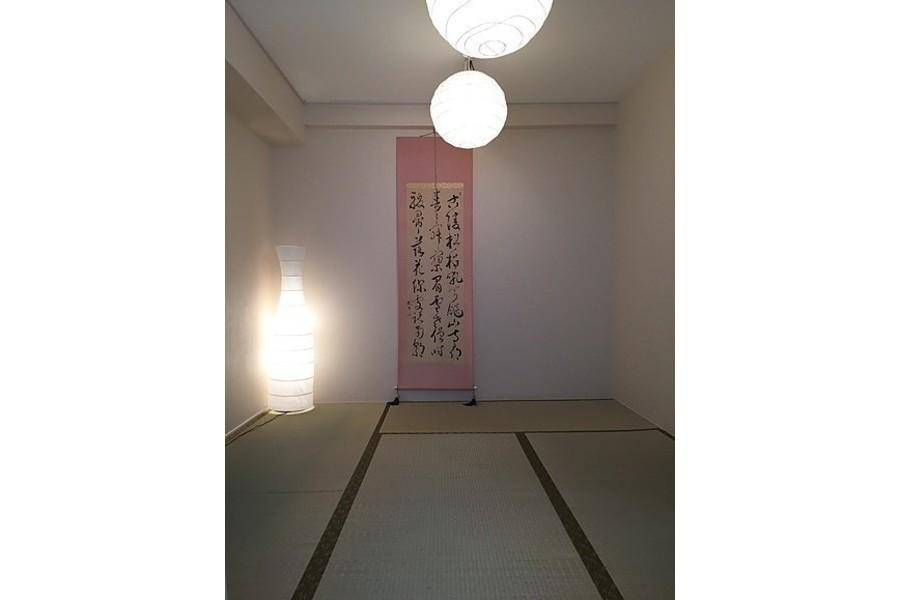 サンハイム南森町 : レンタルスペース&レンタルサロン ゲストハウス大阪 和室Bの会場写真