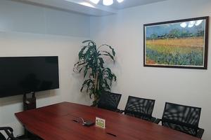 【東梅田】完全個室!単独Wi-Fiの利用が可能な貸し会議室の写真