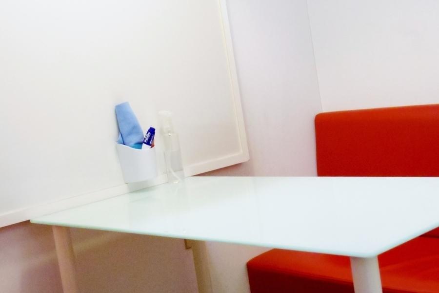 インスタント会議室 銀座店 : 1名用 カフェタイプのスペースAの会場写真