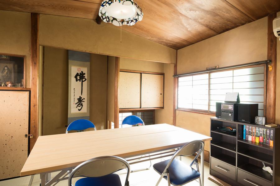 茗荷庵 : 和室会議室の会場写真