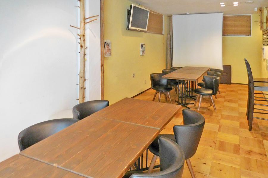 リダクションカフェ 西麻布 : レンタルキッチンスペースの会場写真
